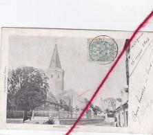 CP 62   -  MARQUISE  -   L'église - Marquise