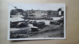ÇA 74 - LE SALEVE - GENÈVE - ST JULIEN EN GENEVOIS - BEAUMONT - NEYDENS - LE TELEPHERIQUE RARE CARTE TRÈS ANIMEE - France