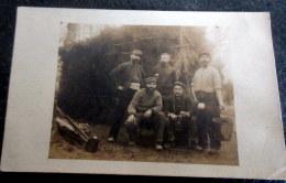Lot De 3 CPA Photo - Soldats Guerre De 1914/18 - Uniformes