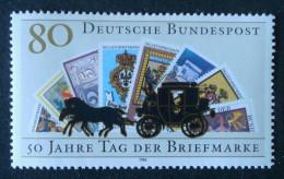 CINQUANTENAIRE DE LA JOURNEE DU TIMBRE 1986 - NEUF ** - YT 1128 - MI 1300 - Unused Stamps