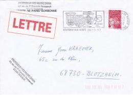 FRANCE OBLITERATION   THEME TOUR EIFFEL - Monumenten