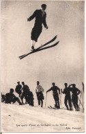 LES SPORTS D'HIVER EN CERDAGNE LA MOLINA SKI - Sports D'hiver