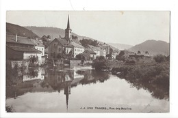 14814 - Travers Rue Des Moulins - NE Neuchatel