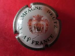 DEUTZ  Ay France. Contour Gris Clair - Deutz