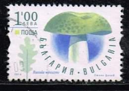 Bulgarien 2014, Michel# 5132 O Mushrooms - Bulgaria