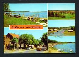 GERMANY  -  Joachimsthal  Multi View  Unused Postcard - Joachimsthal