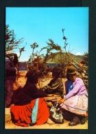 PERU  -  Puno  Local Women  Unused Postcard - Peru