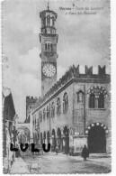 ITALIE : Verona , Torre Dei Bamberti E Casa Del Mercanti - Verona