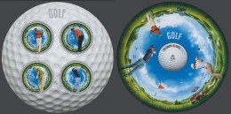 SOLOMON Isl. 2014 - Golf - YT 2060-3 + BF266; CV = 27 € - Golf