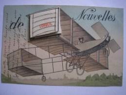 91 - CPA - CORBEIL- Belle Carte  Systeme Comportant 10 Petites Vues De CORBEIL Peu Commune - RARE - Corbeil Essonnes