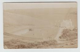 "WATERGATE ST COLUMB MINOR (NEWQUAY / CORNWALL) - CARTE PHOTO COURS DE TENNIS ""CORNICH HOME"""