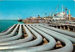 AHMADI  KOWEIT     OIL PIPE LINE   SHIP     CACHET - Koweït