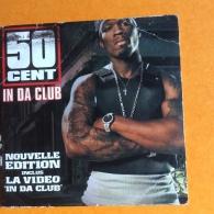 50 Cent : In Da Club (single 2 Titres + La Video) - Rap & Hip Hop