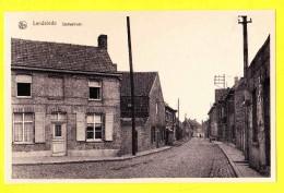 * Lendelede (West Vlaanderen) * (Nels, St Antonius Drukkerij - Mondy Vanfleteren) Statiestraat, Rare, Old, CPA - Lendelede
