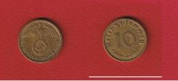 Jg # 364  //  10 Reichspfennig 1939 A