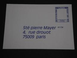 FRANCE - Env Avec Porte Timbre Moderne - Commémoratif  - A Voir - Lot N° 16656 - Advertising