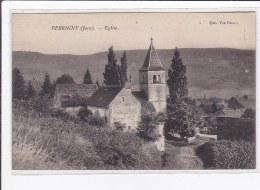 PERRIGNY : Eglise - Tres Bon Etat - Altri Comuni