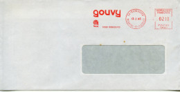 EMA Industrie Fabrication Outillage,Gouvy 54 Dieulouard,Meurthe Et Moselle,lettre 13.2.1985 - Usines & Industries