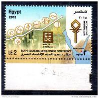 2015, Conférence Egypte De Développement économique, YT ?? Neuf **, Lot 44218 - Nuovi