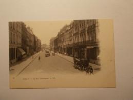Carte Postale - LILLE (59) - Rue Inkermann (22A) - Lille