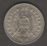 GUATEMALA 10 CENTAVOS 1988 - Guatemala