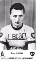 "¤¤  -  Cyclisme  -  Coureur Cycliste "" Mario SANDONA "" Né à Pau (64) En 1936   -  ¤¤ - Cyclisme"
