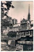 Cp-France - PARIS - Cathédrale De Notre Dame - Notre Dame De Paris