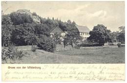 Cpa Allemagne - Gruss Von Der Wildenburg - Allemagne