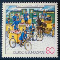 JOURNE DU TIMBRE 1987 - NEUF ** - YT 1170 - MI 1337 - Unused Stamps