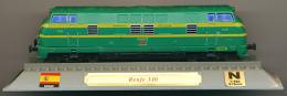 Locomotive : Renfe 340, DelPrado, Echelle N 1/160, G = 9 Mm, Spain, Espagne - Locomotives