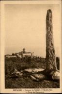DOLMEN - MENHIRS - SABLES D'OR LES PINS - 22 - Dolmen & Menhirs