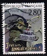 Frankreich 1993, Michel# 2985 A O - Frankreich
