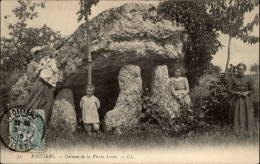 DOLMEN - MENHIRS - POITIERS - Dolmen & Menhirs