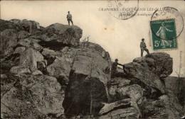 DOLMEN - MENHIRS - CRAPONNE - SAINT-GENIS-LES-OLLIERES - Dolmen & Menhirs