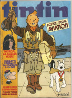 Magazine Tintin N°191  Année 1978  Dossiers Special Aviation - Tintin