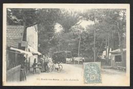 RONCE Les BAINS Allée Gabrielle (Braun) Charente Maritime (17) - Autres Communes