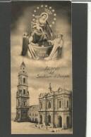 SA34---  SANTINO,  MADONNA,  DEL ROSARIO DI POMPEI, - Images Religieuses