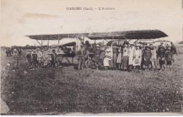30 GARONS (Gard) - L'Aviation - France