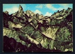 ICELAND  -  Solheimajokull Glacier  Used Postcard - Iceland