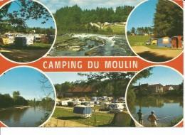 39-PATORNAY CLAIRVAUX LES LACS CAMPING DU MOULIN - Non Classificati