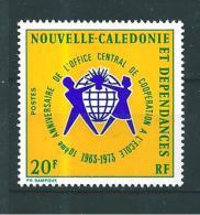 Nouvelle Calédonie  Timbre De 1973  N°389  Neuf ** - New Caledonia