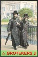 KARLSBAD Kurgäste Aus Galizien 1912 - Czech Republic