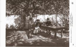 Thème - Art - Salon  1910 - Amoretti Cour De Ferme - Pittura & Quadri