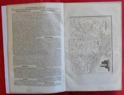 France Pittoresque 1835- Departement Du MORBIHAN- 56. - Bretagne