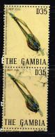 Gambia, Michel# O Musikinstrument - Gambia (1965-...)