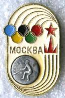 Field Hockey 1980 Moscow Olympics - Olympische Spelen