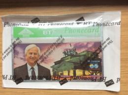 5 Units BT Card - R. Von Weizsäcker - German President - Mint In Blister - Ver. Königreich