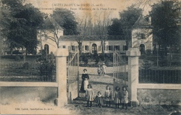 47 - CASTELJALOUX-LES-BAINS - Lot-et-Garonne - Etablissement Thermal  - Baius Minéraux De La Plate Forme - Casteljaloux