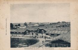 47 - CASTELJALOUX-LES-BAINS - Lot-et-Garonne - Les Cantonnements - Casteljaloux