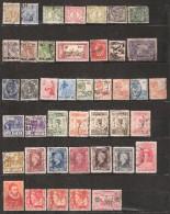 Indes Néerlandaises/ Nederlandsch INDIE , Collection De 42 Timbres Neufs Et Obl , Bonne Cote - Niederländisch-Indien